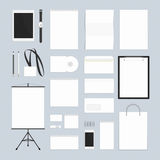 Blank corporate style. Royalty Free Stock Photography