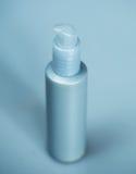 Blank cosmetic tube Royalty Free Stock Photo