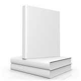 Blank cover book Royalty Free Stock Photo