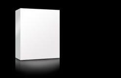 Blank Cover Box Design 2 Stock Photo
