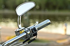 blank cykel royaltyfria bilder