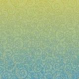 Blank Decorative Ornametal Background. Vector Stock Photo
