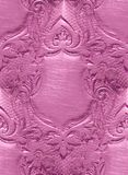 blank design engraving floral shield Стоковое Изображение