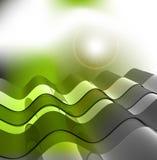 blank design för abstrakt begrepp 3d Royaltyfri Foto
