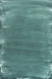 Blank dirty chalkboard Stock Photography