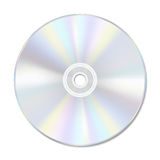 Blank disc Stock Photos