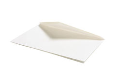 Blank Envelope Stock Photography