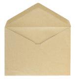 Blank envelope Royalty Free Stock Photos