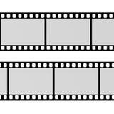 Blank film Royalty Free Stock Image