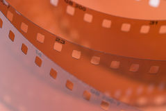 Blank film Royalty Free Stock Images