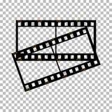 Blank film frame stock illustration. Image of frame film  vector. Blank film frame stock illustration. Image of frame film vector illustration Royalty Free Stock Image