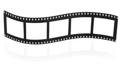 Free Blank Film Strip Stock Photography - 22291282