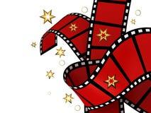 Blank film strip Royalty Free Stock Photos