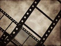 Blank filmremsa Arkivfoton