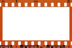 blank filmstrip royaltyfria foton