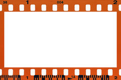 Blank filmstrip Royalty Free Stock Photos
