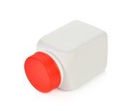 blank flaskmedicin Arkivfoton