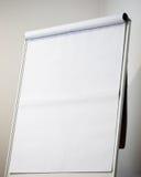 Blank flipboard Stock Photo