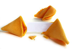 Blank fortune Stock Photos