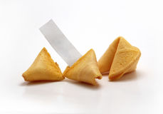 Blank Fortune Stock Image