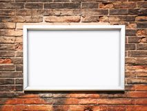 Blank frame Royalty Free Stock Image