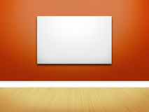 Blank Frame Stock Photography