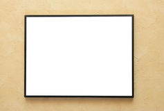 Blank frame Royalty Free Stock Photo