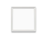 Blank frame  clipping path Royalty Free Stock Photo