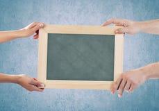 Blank frame Stock Images