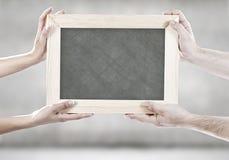 Blank frame Royalty Free Stock Image