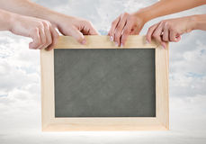 Blank frame Royalty Free Stock Images