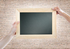 Blank frame Royalty Free Stock Photos