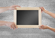Blank frame Royalty Free Stock Photography