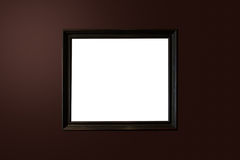 Blank Frame with Copy Space Stock Photo