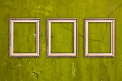 Blank frames Royalty Free Stock Images