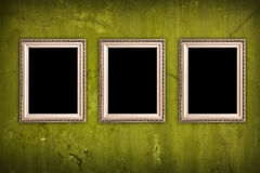 Blank frames Stock Photos