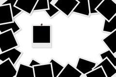 blank frames photo Στοκ φωτογραφίες με δικαίωμα ελεύθερης χρήσης