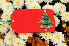 Blank Gift Tag Royalty Free Stock Photos