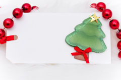 Blank Gift Tag Royalty Free Stock Image