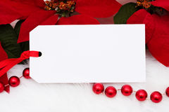 Blank Gift Tag Stock Photos