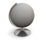 Blank globe Stock Images