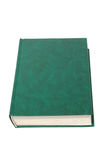 Blank green book Stock Photos
