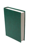 Blank green book Stock Photography