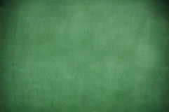 Blank green chalkboard, blackboard texture with copy space. Blank  chalkboard, blackboard texture with copy space Royalty Free Stock Images