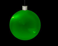 Blank green ornament Royalty Free Stock Images