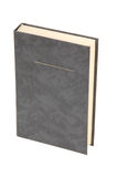 Blank grey book Royalty Free Stock Image