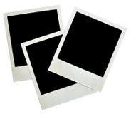 Blank grunge photo frame Royalty Free Stock Images