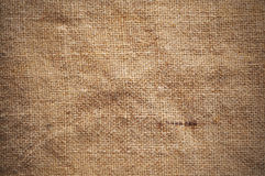 Blank Grungy Canvas Background Royalty Free Stock Photos