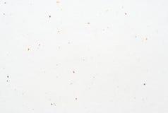blank hand för bakgrund - gjort papper texturerade white Royaltyfria Foton