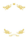 blank I-white royaltyfri illustrationer